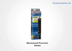 Marineland Precision Heater for Saltwater or Freshwater Aquariums (Easy temperature Adjustment)