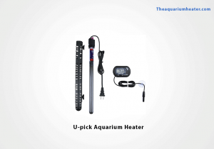 U-pick Aquarium Heater (With supplementary thermometer)